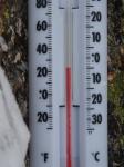 Beweis: -5°C