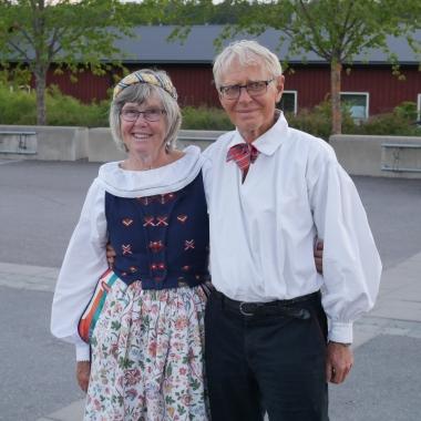 Tracht aus Tjörn, Schweden